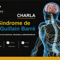 CHARLA SÍNDROME GUILLAIN BARRÉ